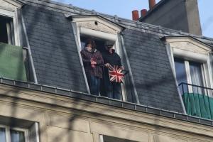 British support